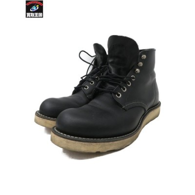 RED WING/プレーントゥ/レースアップブーツ/8165[▼]