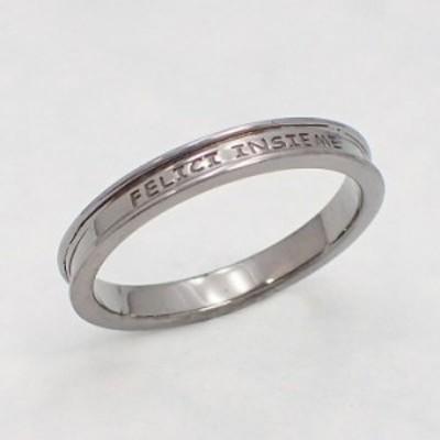 選べる14サイズ かっこいいブラックのリング 色違いもあります かっこいい おしゃれ シルバーリング ペアリング 指輪 メッセージ シンプ