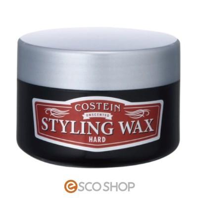 コスティン スタイリングワックス ハード 100g グリース ヘアスタイリング メンズスタイリング ワックス スタイリング剤 男性用