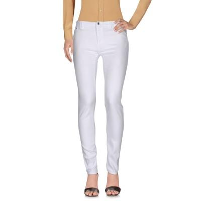 アルマーニ ジーンズ ARMANI JEANS パンツ ホワイト 27 レーヨン 47% / コットン 31% / テンセル 20% / ポリウレタ