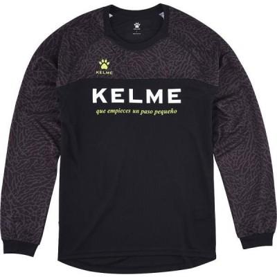 ケレメ フットサル LONG PRACTICE-SHIRT 20SS ブラック ケームシャツ・パンツ(kc20f153-26)