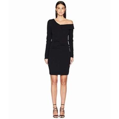 ニコルミラー レディース ドレス Structured Heavy Jersey One Shoulder Dress