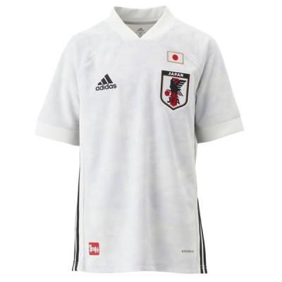 アディダス Kids サッカー日本代表 2020 アウェイ レプリカ ユニフォーム 半袖 サッカー ジュニア ウェア (adidas2020FW) GEM19-ED7358