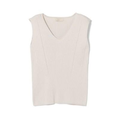 tシャツ Tシャツ B:MING by BEAMS / リブアイレット ノースリーブ