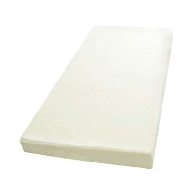 タンスのゲン 低反発マットレス 8cm シングル 体圧分散 洗えるカバー付き アイボリー AM 000074 16 (51939)