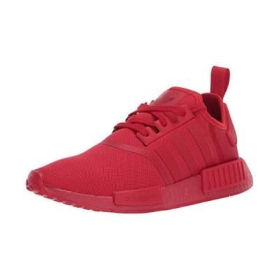 adidas Originals Men's NMD_r1 Sneaker, Scarlet/Scarlet/Scarlet, 9.5