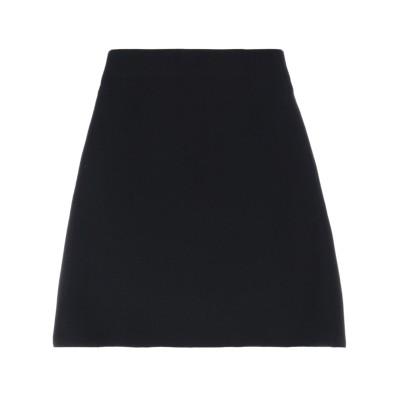 DRESSISM. ミニスカート ブラック 42 ポリエステル 91% / ポリウレタン 9% ミニスカート