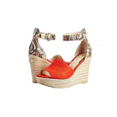 GUESS ゲス レディース 女性用 シューズ 靴 ヒール Haleey - Orange