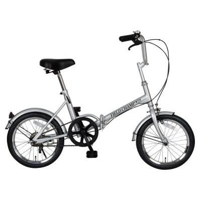 [メーカー直送]ミムゴ FIELD CHAMP365(フィールドチャンプ365) FDB16 折畳み自転車 [72750][代引不可、北海道・沖縄・離島への配送不可]