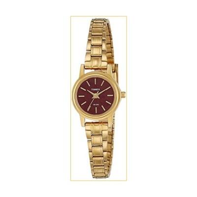 Timex Analog Red Dial Women's Watch-TW000CS20 並行輸入品