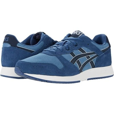 ASICS Tiger Lyte Classic メンズ スニーカー 靴 シューズ Grey Floss/French Blue