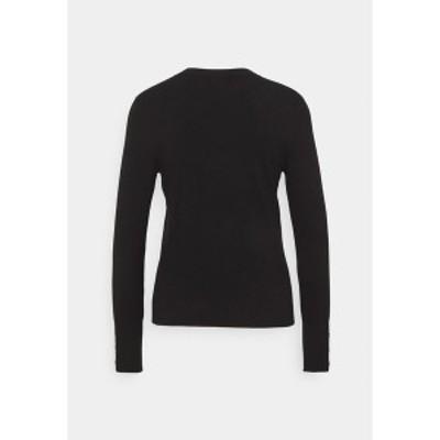 オーパス レディース ニット&セーター アウター PIFKA - Jumper - black black