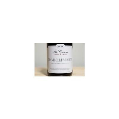 赤ワイン シャンボール ミュジニー 2018 メオ カミュゼ フレール エ スール 750ml
