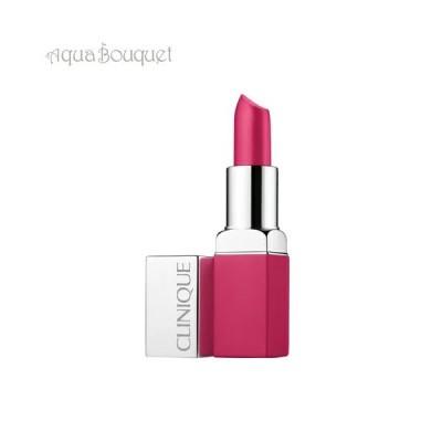 クリニーク ポップ マット リップスティック 06 ローズ ポップ CLINIQUE POP MAT LIP COLOUR 3.8g Rose Pop [3015]