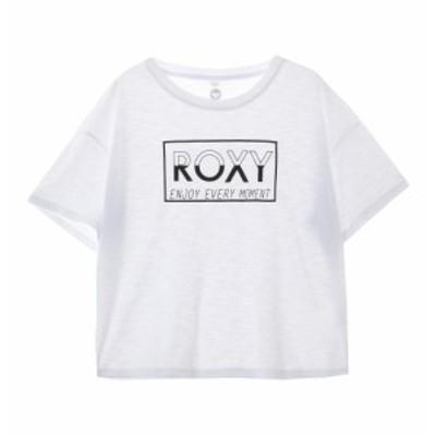 30%OFF セール SALE Roxy ロキシー UVカット 速乾 Tシャツ ENJOY EVERY MOMENT Tシャツ ティーシャツ