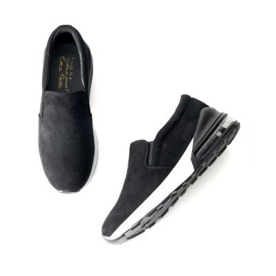 ANDEX shoes product / coca PORTA / コカポルタ サイドゴア エアクッション 厚底 スニーカー 420702 WOMEN シューズ > スニーカー