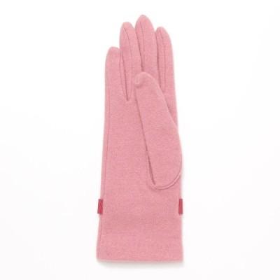 (ロベルタ ディ カメリーノ)Roberta di Camerino レディース ジャージ手袋 ロゴ入りバックル リボンベルトデザイン Mサ
