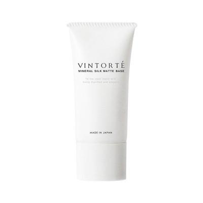 VINTORTE / ヴァントルテ   ミネラルシルクマットベース 30g  約2ヶ月分