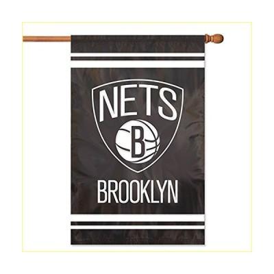 New Jersey Nets Applique Banner Flag【並行輸入品】