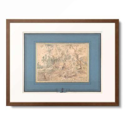 ピーテル・パウル・ルーベンス Peter Paul Rubens 「The Wagonner (after Peter Paul Rubens), 1620.」