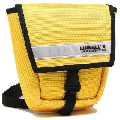 マイケルリンネル ショルダーバッグ ユニセックス 6L MICHAEL LINNELL ML-031 イエロー