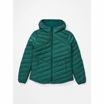 マーモット Marmot レディース ダウン・中綿ジャケット アウター highlander hoody jacket Botanical Garden