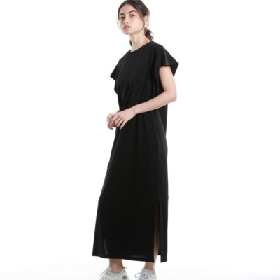 【LA MAGLIA Lu TECS】サックドレス