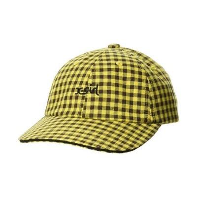 エックスガール ミルズロゴ6パネルキャップ MILLS LOGO 6PANEL CAP 105202051006 イエロー