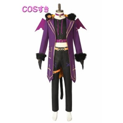 噪音◆渦巻くホラーナイトハロウィン Trickstar  衣更真緒   風 コスプレ衣装 コスチューム 変装