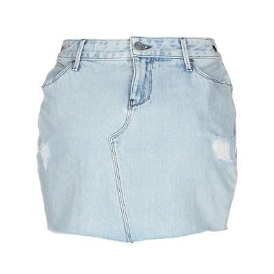 アールティーエー RTA デニムスカート ブルー 8 コットン 100% デニムスカート