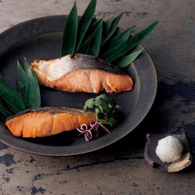 北海道 オホーツクの焼き魚セット