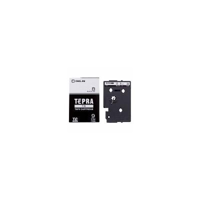 テプラTR テープカートリッジ 白ラベル 9mm TC9S キングジム 4971660751105