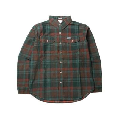 コロンビア Columbia メンズ フレアガンコーデュロイシャツ Flare Gun Corduroy Shirt カジュアル シャツ【191013】