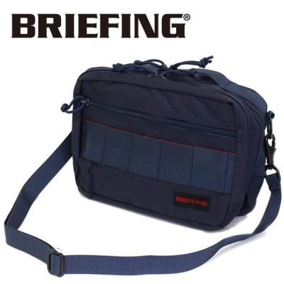 BRIEFING (ブリーフィング) BRM183201 VIPER MW バイパー ショルダーバッグ NAVY BR412