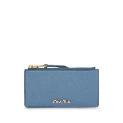 Miu Miu  財布&カードケース  レディースファッション  財布、ファッション小物  財布  その他財布