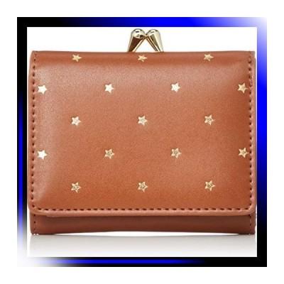 キャメル レガートラルゴ 三つ折り財布 LJ-G0901 ステラート カ