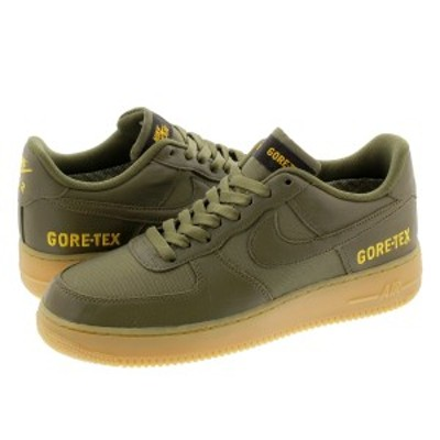 NIKE AIR FORCE 1 GTX OLIVE/SEQUOIA/GOLD/BLACK