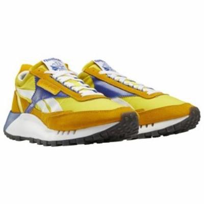 (取寄)リーボック メンズ シューズ クラシック レガシー Reebok Men's Shoes Classic LegacyCollegiate Gold Bold Yellow Team Dark Roya