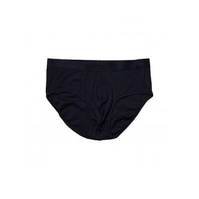 2(X)IST ツーバイスト メンズ 男性用 ファッション 下着 Pima Contour Pouch Brief - Navy Blazer New Logo