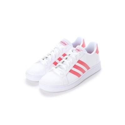 アディダス adidas adidas Grandcourt K EG5136 (WHITE)