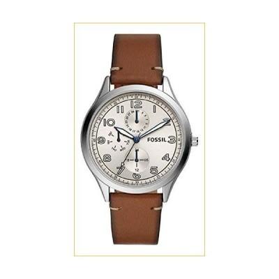 フォッシル 腕時計 Fossil Wylie Multifunction Luggage Leather Watch BQ2482 並行輸入品