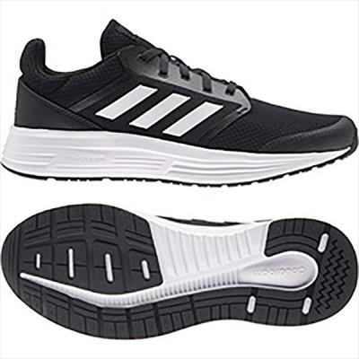 [adidas]アディダス GALAXY 5 (FW5717) コアブラック/フットウェアホワイト/フットウェアホワイト[取寄商品]