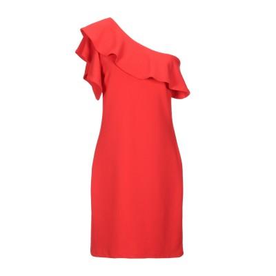 リュー ジョー LIU •JO ミニワンピース&ドレス レッド XS ポリエステル 95% / ポリウレタン 5% ミニワンピース&ドレス
