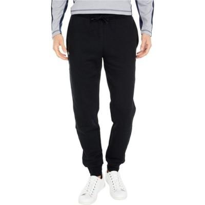 ラコステ Lacoste メンズ ジョガーパンツ ボトムス・パンツ Fleece Joggers Black