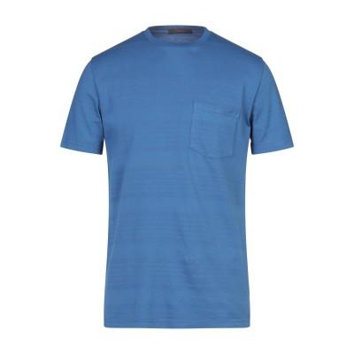 ザ ジジ THE GIGI T シャツ アジュールブルー M コットン 100% T シャツ