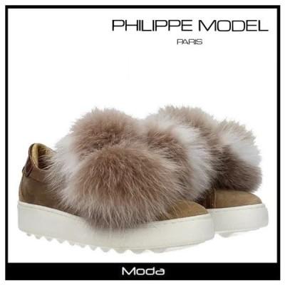 PHILIPPE MODEL PARIS フィリップモデルパリ MADELEINE スニーカー レディース