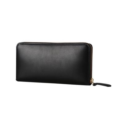 【カバンのセレクション】 スロウ ハービー 財布 長財布 本革 ラウンドファスナー メンズ レディース SLOW herbie SO659G ユニセックス ブラック フリー Bag&Luggage SELECTION
