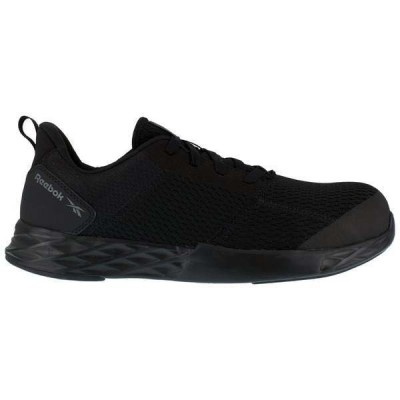 リーボック メンズ ブーツ・レインブーツ シューズ Astroride Strike Composite Toe EH Shoes
