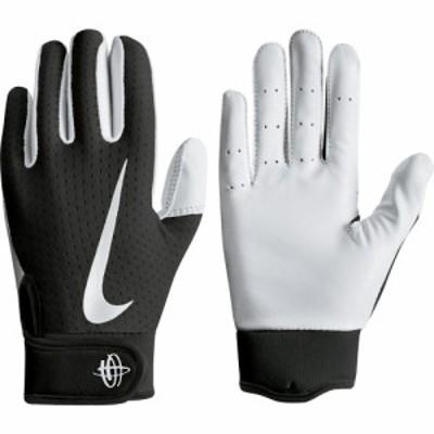 ナイキ Nike ユニセックス 野球 バッティンググローブ グローブ T-Ball Huarache Edge Batting Gloves White/Black/White
