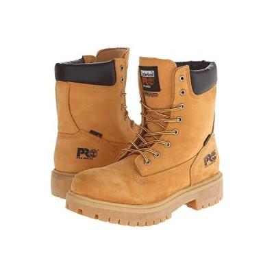 """ティンバーランド Direct Attach Waterproof 8"""""""" Soft Toe メンズ ブーツ Wheat Nubuck Leather"""